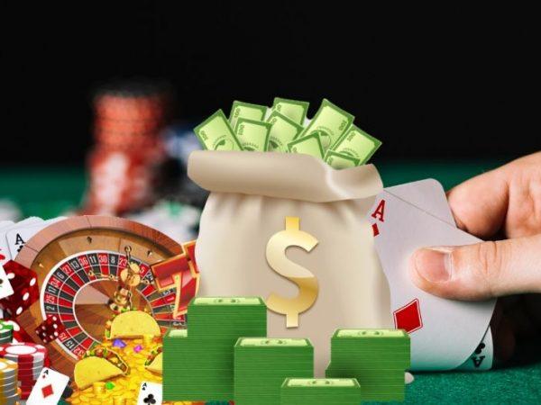 The Battle Versus Online Casino